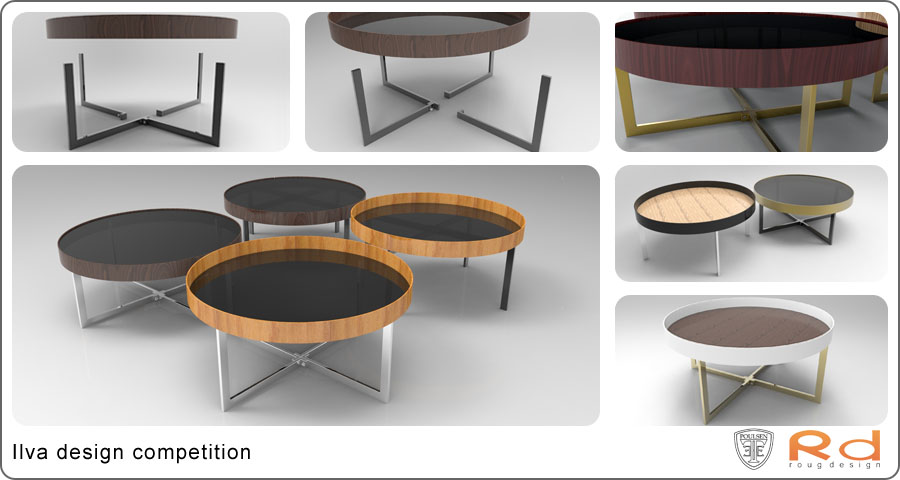 Ilva designkonkurrence 2013. > poulsen design   roug design