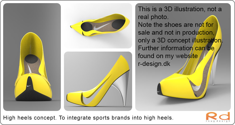 Trendy Shoes Of Nike